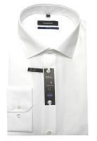 Tailored Fit Hemd von Seidensticker Schwarze Rose weiß bügelfrei