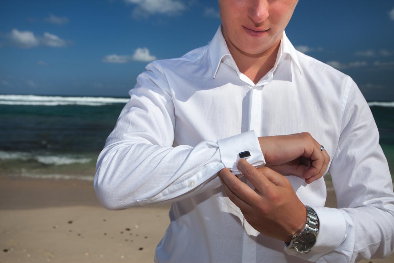 Manschettenhemden in TOP-Qualität und attraktivem Design