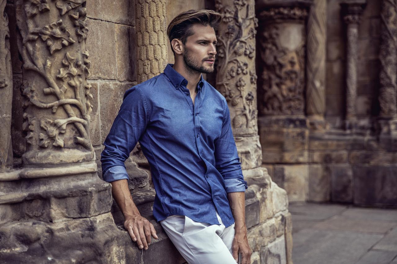 Hemden mit Kentkragen – klassisch und vielseitig
